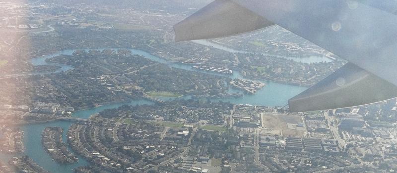 Flugbuchung – ein französisches Abenteuer