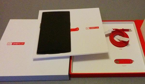 Technische Begleiter: OnePlus One